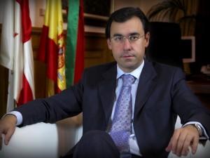 Fernando Martinez Mailla Pte Diputacion Zamora