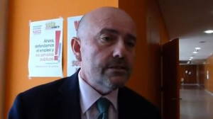 José Antonio Alonso Conesa, ex alcalde de Cartagena (PSOE)