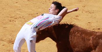 Rocío Pulido: algo más que un torero