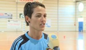 Alicia Morell, seleccionadora