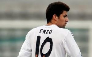 Enzo le sacó las castañas del fuego a su padre