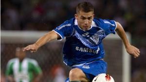 A Iván Bella no le dificultó la práctica del futbol