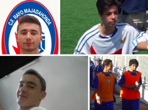 Carco, Héctor, Mario, Acho y Tomy (de arriba a abajo y de izq a der)