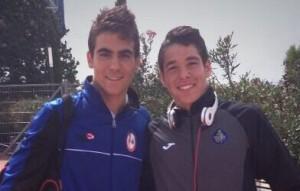 Raul León y Emi (Getafe)