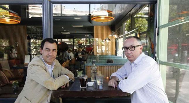 Fernando y Zacarías: nº 3 en Génova 13, nº 1 (PSOE) en el Ayuntamiento de MJD