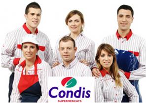 trabajar en Condis supermercados
