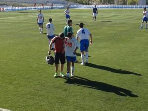 La lesión de Mata, autor de 2 goles en la 1ª jornada