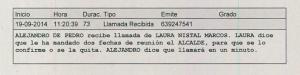 Llamada De Pedro Laura Nistal 3