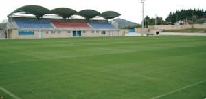 Estadio del SD Amorebieta