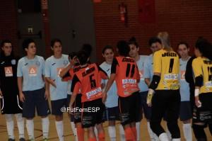 Las féminas majariegas de fútbol sala viajan a Navarra