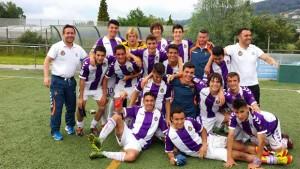 El juvenil A se desplaza a Valladolid