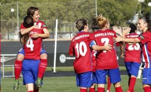 Atlético Féminas (Javier Díaz Benito)
