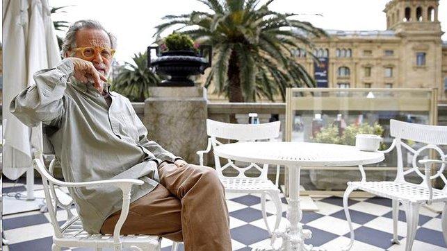 Fernando Colomo, director de Isla Bonita