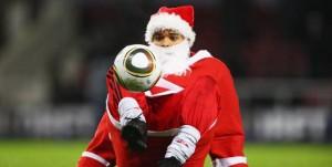 Santa-Football