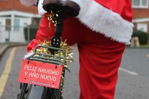 club ciclista navidad