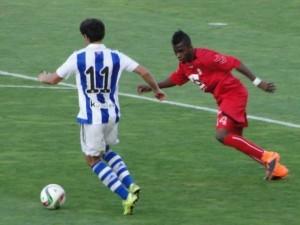 Fabri podría regresar contra la Real Sociedad