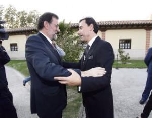 Rajoy y Maíllo