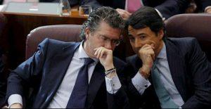 Francisco Granados e Ignacio González