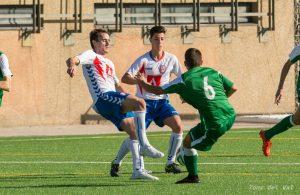 En La Oliva, los rayitos vencieron 4-1