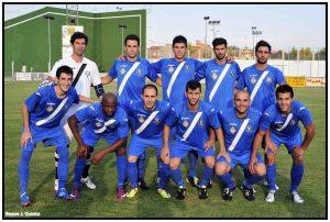 el equipo juega en la Tercera División Grupo 18 y juega sus partidos en el Estadio José Camacho