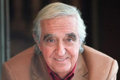 El dramaturgo Jaime Salóm