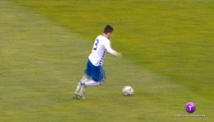 El gol de De Pedro