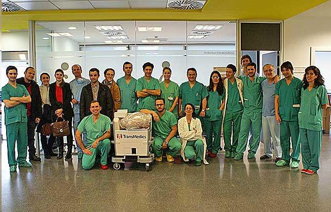 700 trasplantes pulmonares en el puerta de hierro de - Hospital puerta de hierro majadahonda ...