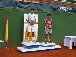 ITF CIT 2016.Podio indiv.1