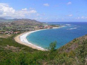 Isla de Nevis (Caribe)