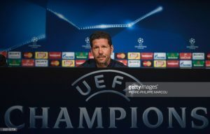 atletico-madrids-argentinian-coach-diego-simeone-listens-during-a-picture-id533152706