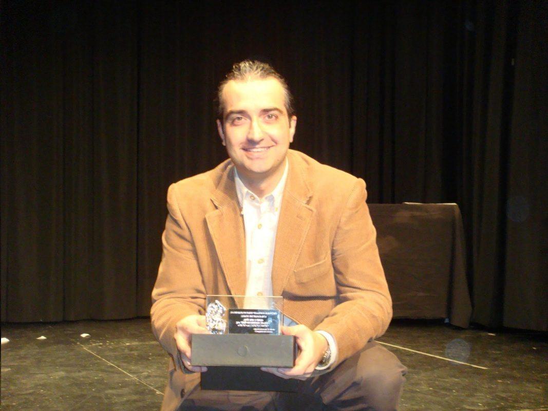 Otro de los premios obtenidos por José Luis Panero
