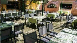 Restaurante New Mosca Hilton
