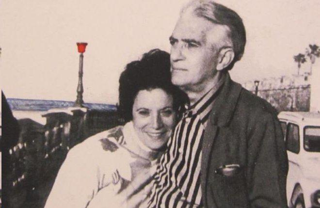 Blas de Otero y su mujer, Sabina de la Cruz