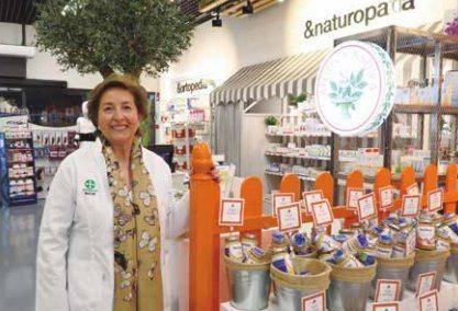 Cinta Mayor Zaragoza y Farma&Go (Majadahonda): hija, hermana, mujer y madre de farmacéuticos