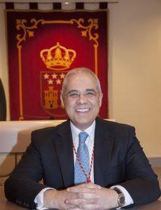 Gustavo Severien, concejal de Transportes