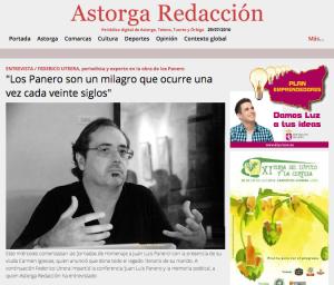 Portada de Astorga Redaccion