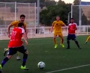 Borja Acha, en su debut