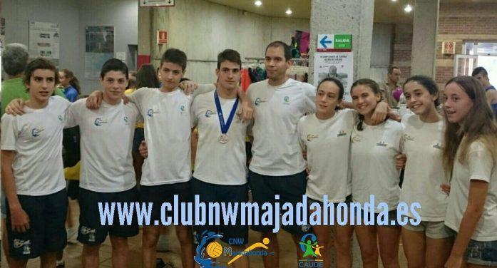 Natación: Gonzalo Romero (Majadahonda Caude), oro y récord de España en 100m libres