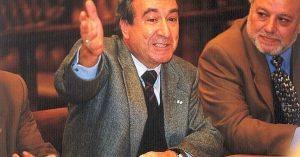 Juan María Bandrés, diputado de EE