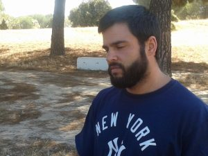 Nacho Iniesta, amigo de Oscar Estrada
