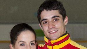 Con Sonia Lafuente