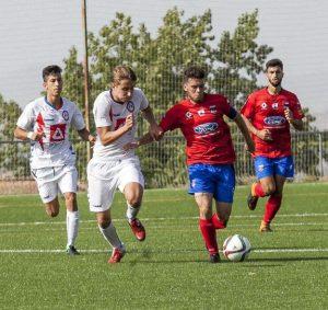 DIOCESANO FC MAJADAHONDA FUTBOL CMAPO MONOLO SANCHEZ