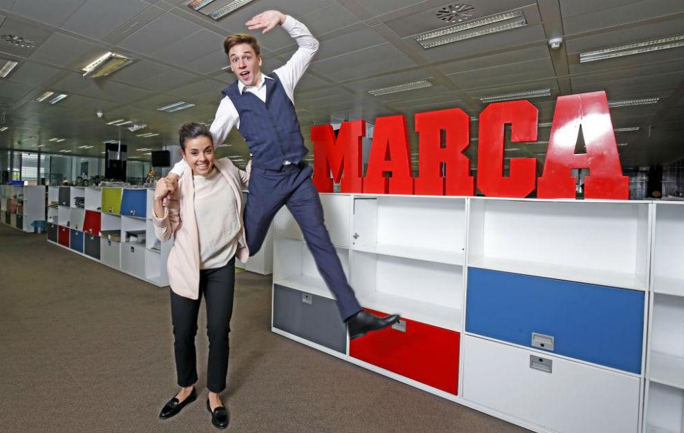 Sara y Kirill, nueva pareja española