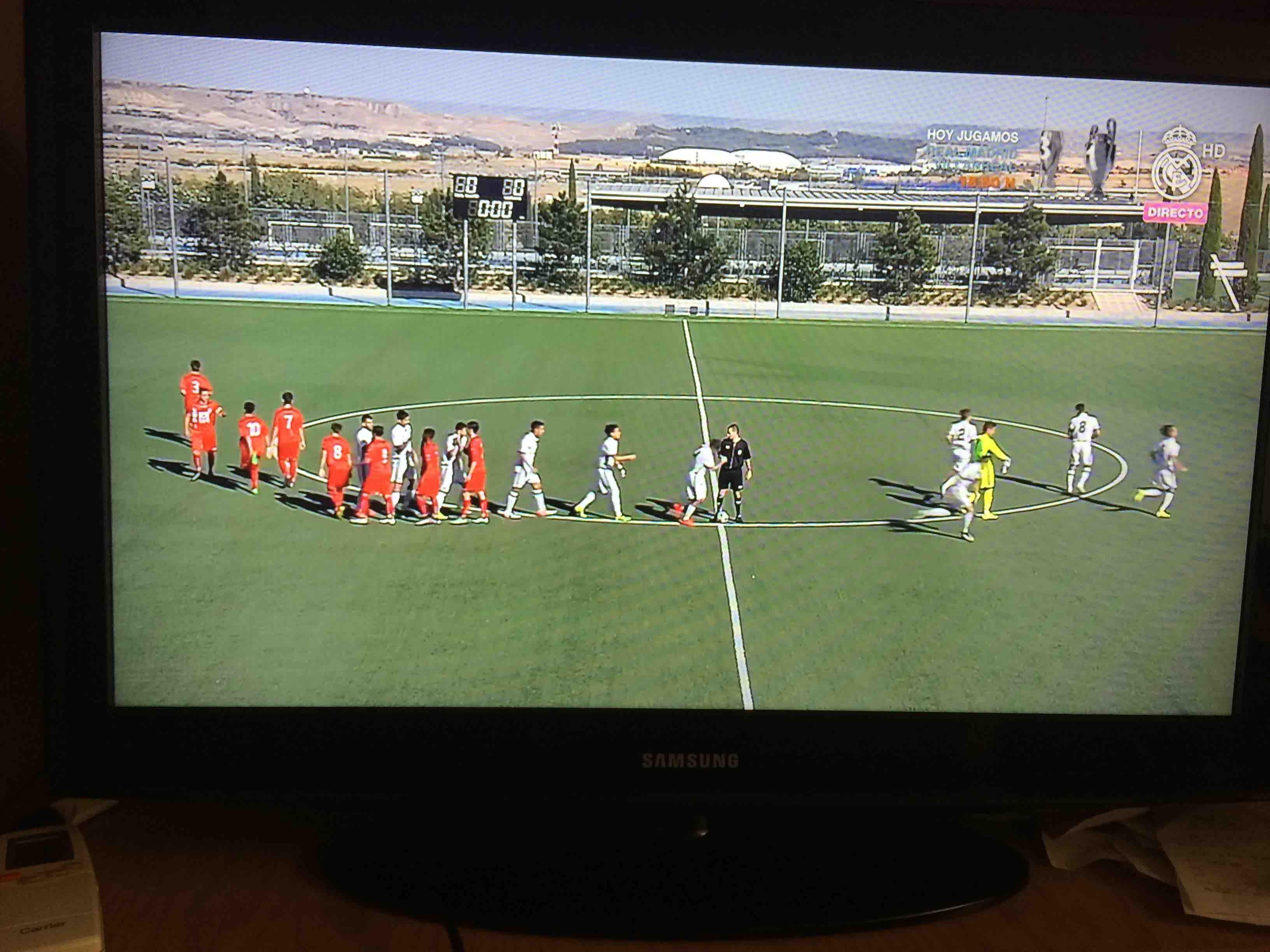 El informe de real madrid tv sobre los jugadores juveniles for Real madrid tv