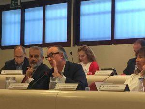 Ciudadanos, PSOE y Somos coinciden en las críticas a Cultura