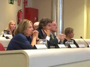 Los concejales escucharon atónitos el debate