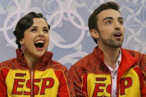 Sara y Adrián fueron pareja muchos años