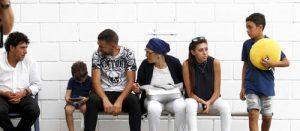 La familia Munir en Valencia
