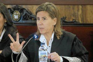 La fiscal Concepción Sabadell