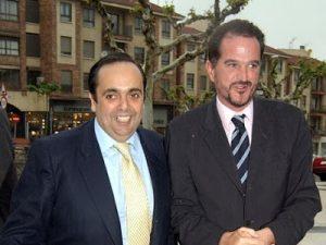 Guillermo Ortega y Carlos Iturgaiz